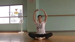 花咲先生のバレエレッスン~綺麗なピルエットを回るために②~内転筋+ポールドブラのサムネイル画像