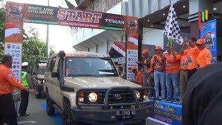Ratusan Offroader Uji Nyali dalam Jelajah Wisata Aceh
