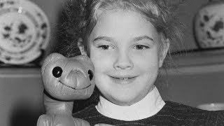 Watch Young Drew Barrymore Talk E.T. (Flashback)