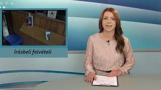 TV Budakalász / Budakalász Ma / 2021.01.25.