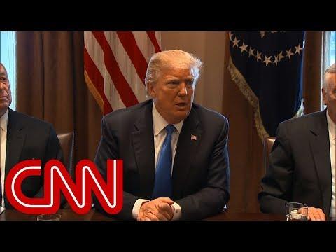 Making sense of Trump's immigration meeting