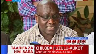 Ekuru Aukot demands the resignation of IEBC Commissioners