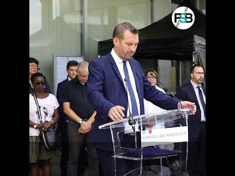 Hommage à Jean-François Voguet