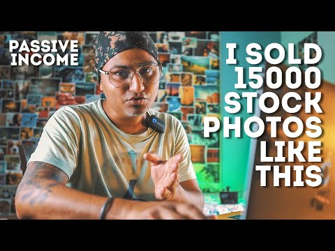 Sell Your Photos & Make Money Online (You Can Sell Phone Photos Too)