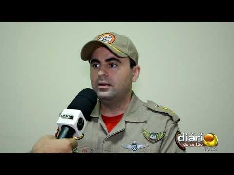 Comandante dos Bombeiros alerta para risco de incêndio em 'broca' de terrenos