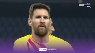 Messi accepts defeat as Barca suffer earliest exit since 2007 vs PSG | UCL 20/21 Moments