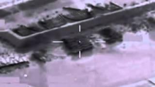 RAF hit Gaddafi missiles