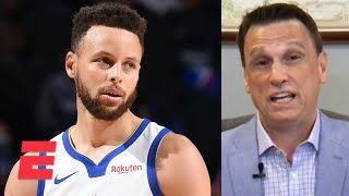 It would be 'ludicrous' to exclude Steph Curry from the MVP discussion – Tim Legler   KJZ