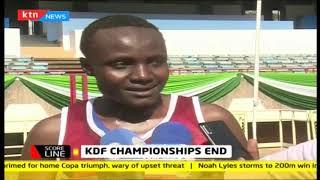 KDF championships end | Scoreline