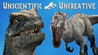 Jurassic World: Disregard for Science Creates Stupidity and Stifles Creativity