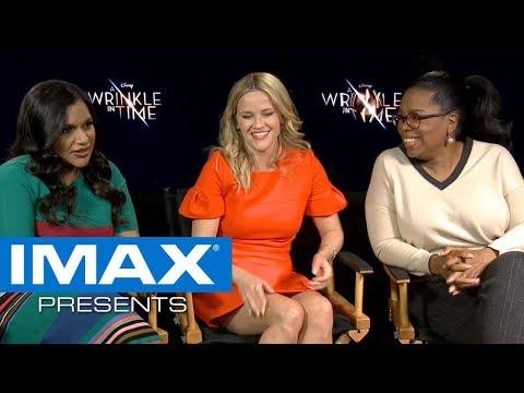 A Wrinkle in Time (Featurette 'Which Mrs. Would You Be?')