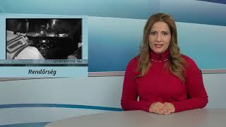 Szentendre MA / TV Szentendre / 2019.01.14.