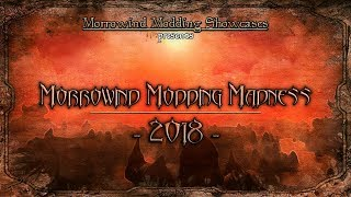 Morrowind Modding Madness 2018 - A Team-Based Modding Competition