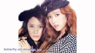 Jessica & Krystal - Butterfly MV (To The Beautiful You OST) w Romanization Lyrics