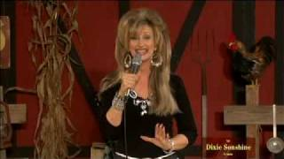 TAMMY RATCLIFF ODOM- GOLDEN STREETS OF GLORY- THE DIXIE SONSHINE TV SHOW