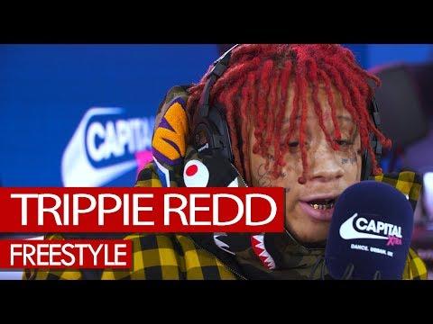 Trippie Redd freestyle on Family Feud - Westwood