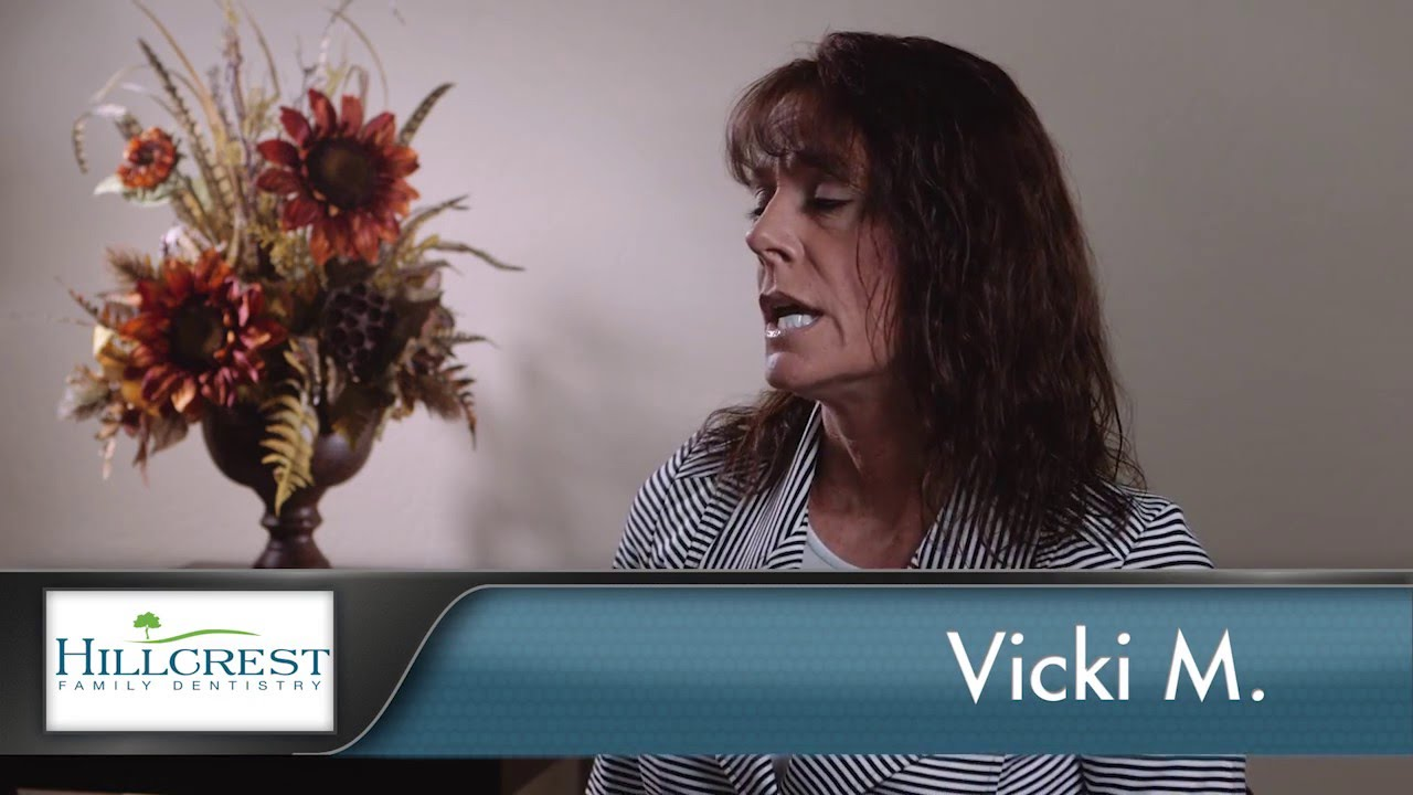 Vicki Reviews Hillcrest Family Dentistry