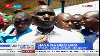 Meneja wa magari ya 'Trans line' Kisii azungumzia hali ya biashara