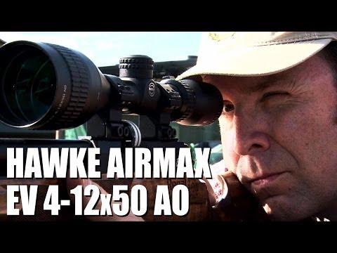 Hawke Airmax EV 4-12×50 AO – review