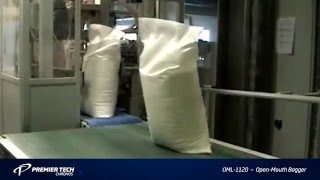 Fully Automatic Bagging Machine - (OML-1120 Series)