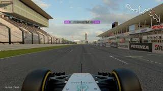 Gran Turismo™SPORT f1 test