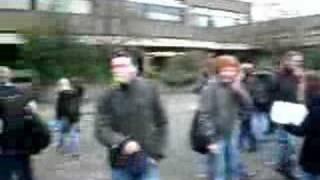 Abi 07 WGE - Letzter Schultag - Impressionen vom Schulhof