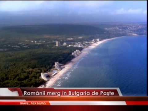 Românii merg in Bulgaria de Paste