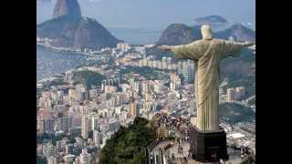 MUNDIAL DE FUTBOL BRASIL 2014 -DONNA SUMMER-DRIVIN DOWN BRAZIL