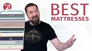 Best Mattresses 2021(Top 8 Beds!) - Which Mattress Is The Best For You?
