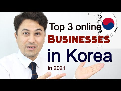 , title : 'Top 3 Online Business Ideas in South Korea in 2021