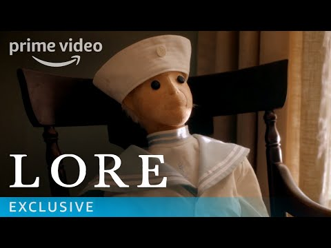 Lore Season 1 Behind the Scenes: Unboxed