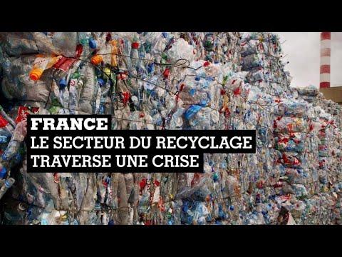 France : l'économie du recyclage en crise