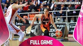 Bourges Basket v UMMC Ekaterinburg - Full game - EuroLeague Women 2019