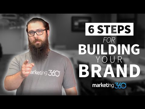 , title : 'How To Build A Brand From Scratch - 6 Steps To Success