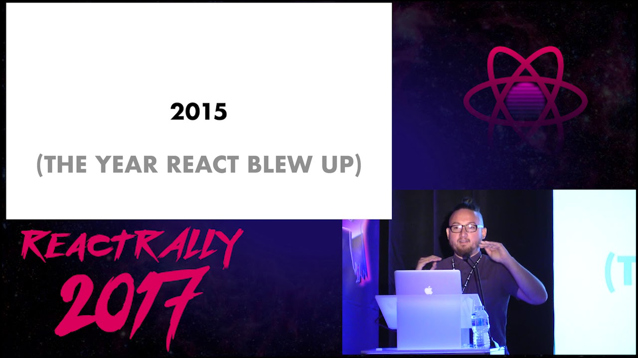 Back to React: The Story of Two Apps