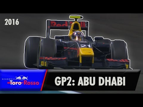 Pierre Gasly's Drive To The 2016 GP2 Title