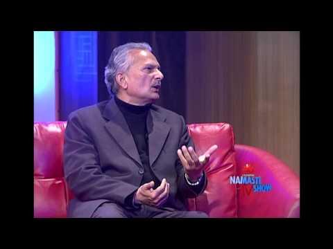 Moment of Truth with Dr. Baburam Bhattarai (HUAWEI Namaste TV Show)