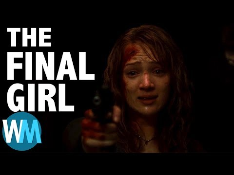 The Slasher Movie Final Girl: Trope Explained!