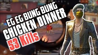 Alpha Clasher Playing With Random Squad | EG EG BUNG BUNG Chicken Dinner! PUBGM Highlight
