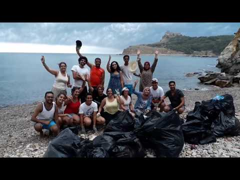 Tunisie recyclage action tabarka