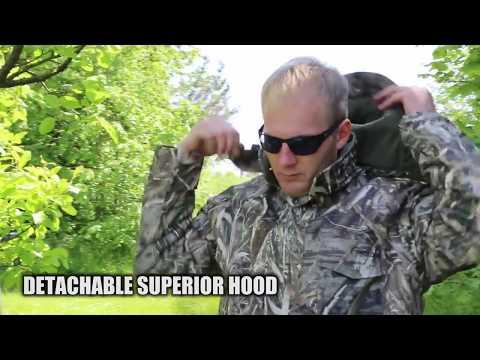 Prologic Max5 Comfort 2 részes vízálló thermoruha szett (kabát+nadrág) videó