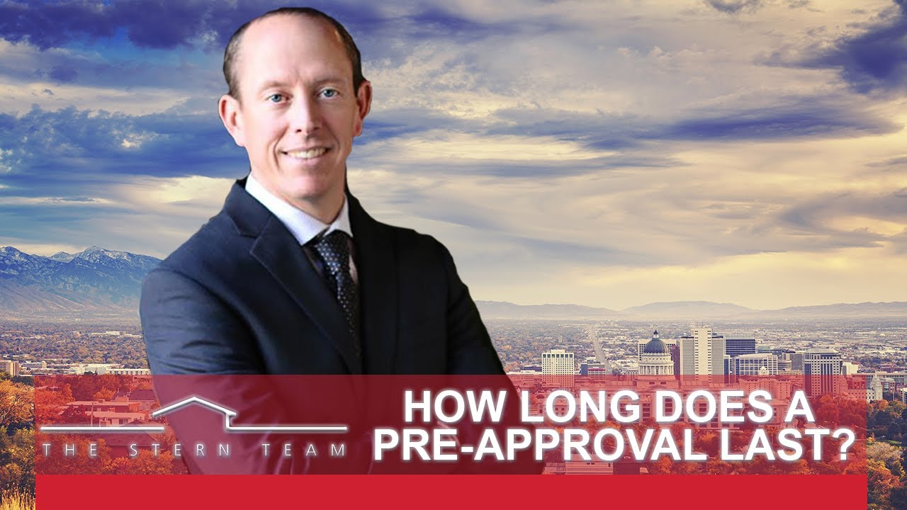 This Is How Long a Pre-Approval Usually Lasts