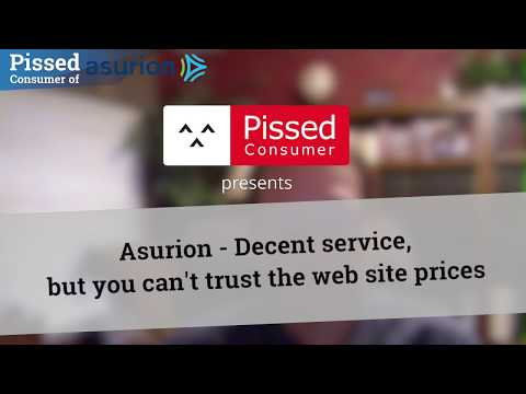 1199 Asurion Reviews and Complaints @ Pissed Consumer