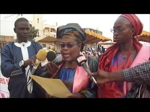 Sénégal: Oui à l'abandon de l'excision les sages femmes s'engagent. Déclaration en français