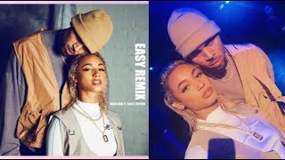 DaniLeigh ~ Easy Ft. Chris Brown (40 MINUTES AUDIO LOOP) 🎥