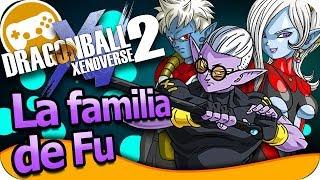 LA FAMILIA DE FU | DRAGON BALL XENOVERSE 2 EpsilonGamex