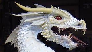 Win This Paper Mache Dragon!!