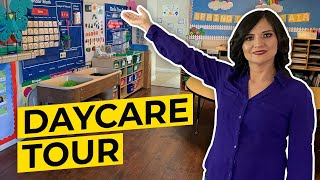 Take A Tour Of My HOME FAMILY CHILDCARE - DAYCARE TOUR June Update