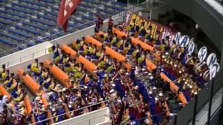 習志野高校 応援「サウスポー」 2012夏