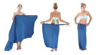 Sexy Convertible Dress - Lungi #2